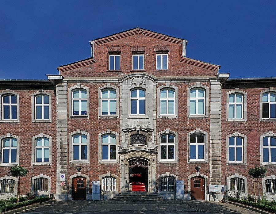 DHK-Gebäude Aachen